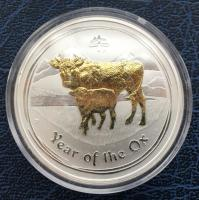 Монета Год Быка