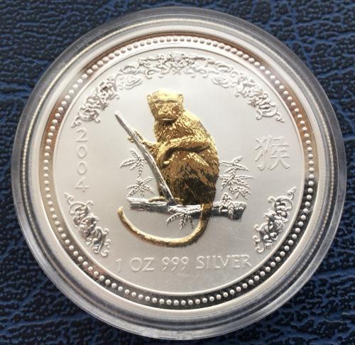 1 доллар 2004 австралия