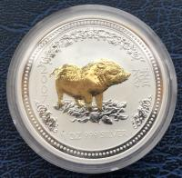 1 доллар 2007 австралия