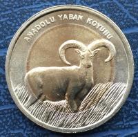 турция монеты 2015
