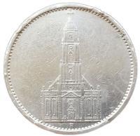 5 марок кирха